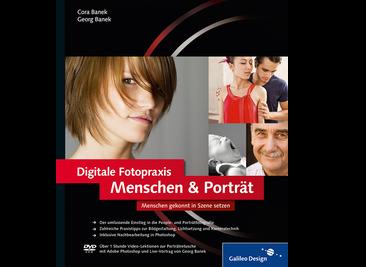 Cover von Digitale Fotopraxis. Menschen & Porträt