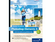 Cover von Photoshop Elements 8