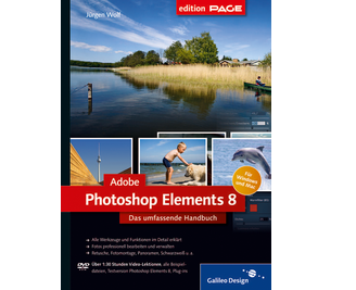 Cover von Adobe Photoshop Elements 8