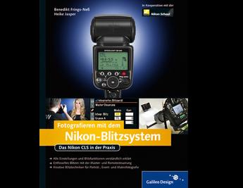 Cover von Fotografieren mit dem Nikon-Blitzsystem