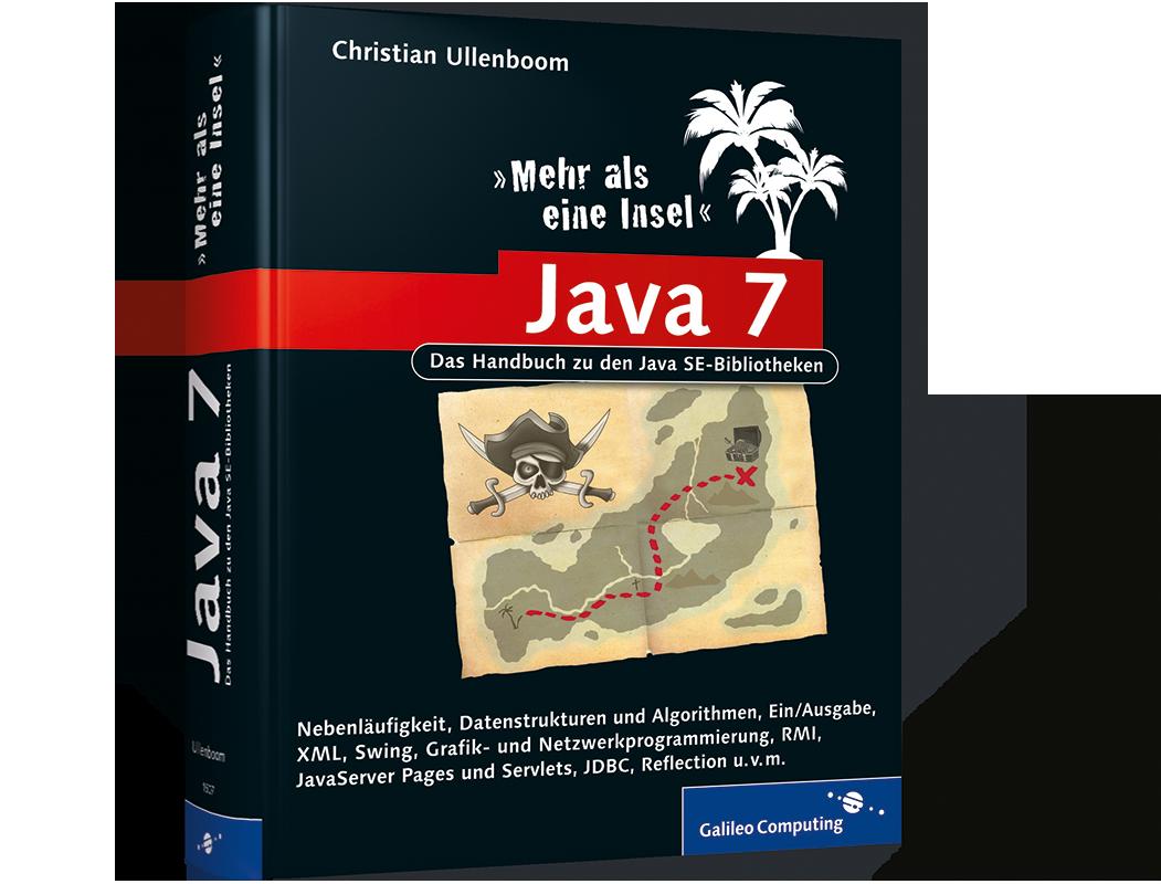 Rheinwerk Computing :: Java 7 - Mehr als eine Insel - 5 Dateien ...
