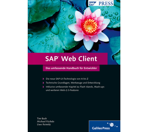 Cover von SAP Web Client