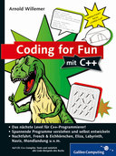 Cover von Coding for Fun mit C++