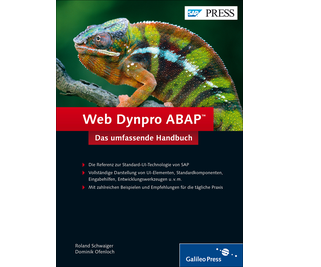 Cover von Web Dynpro ABAP