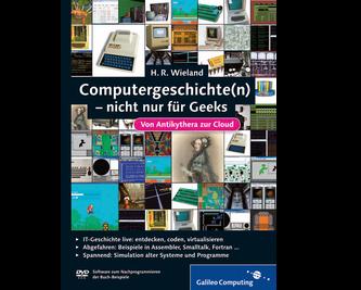 Cover von Computergeschichte(n) – nicht nur für Geeks