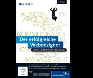 Cover von Der erfolgreiche Webdesigner