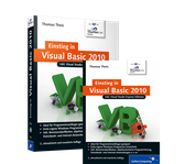 Cover von Einstieg in Visual Basic 2010