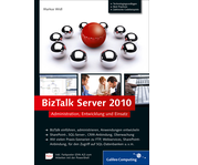 Cover von BizTalk Server 2010