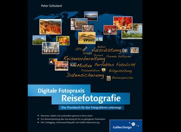 Cover von Digitale Fotopraxis Reisefotografie