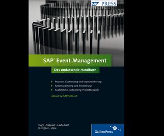Cover von SAP Event Management