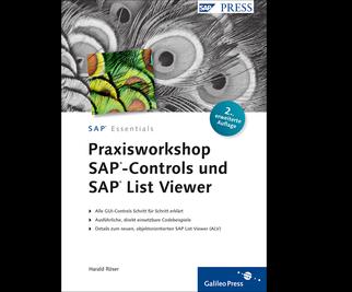Cover von Praxisworkshop SAP-Controls und SAP List Viewer