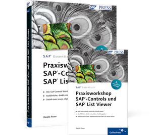 Cover von Praxisworkshop SAP-Controls und SAP List Viewer