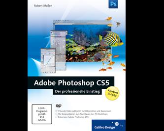 Cover von Adobe Photoshop CS5 – Der professionelle Einstieg