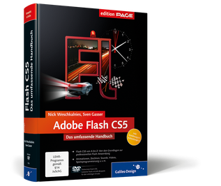 Cover von Adobe Flash CS5