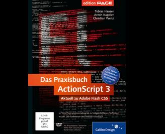 Cover von Das Praxisbuch ActionScript 3