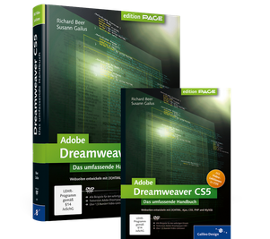 Cover von Adobe Dreamweaver CS5