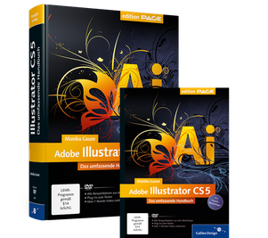 Cover von Adobe Illustrator CS5