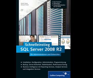 Cover von Microsoft SQL Server 2008 R2