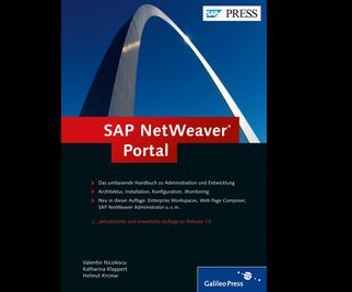 Cover von SAP NetWeaver Portal