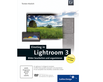 Cover von Einstieg in Lightroom 3