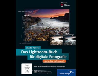Cover von Das Lightroom-Buch für digitale Fotografie