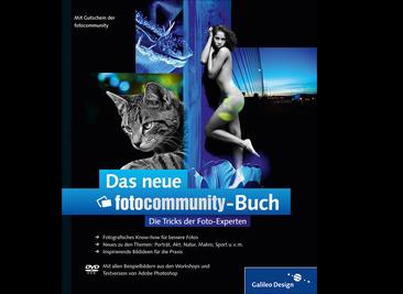 Cover von Das neue fotocommunity-Buch