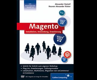 Cover von Magento