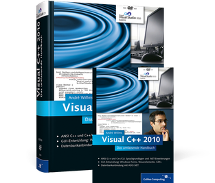 Cover von Visual C++ 2010