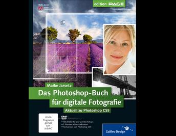 Cover von Das Photoshop-Buch für digitale Fotografie