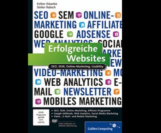 Cover von Erfolgreiche Websites