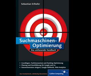 Cover von Suchmaschinen-Optimierung