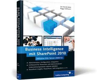 Cover von Business Intelligence mit SharePoint 2010
