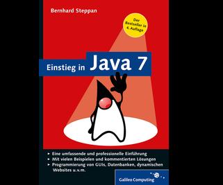 Cover von Einstieg in Java 7