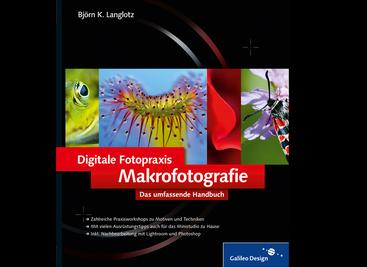 Cover von Digitale Fotopraxis: Makrofotografie