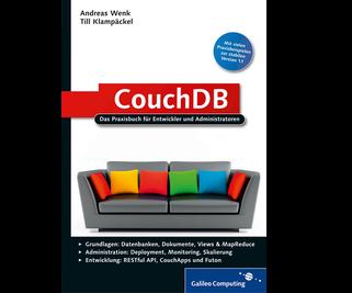 Cover von CouchDB