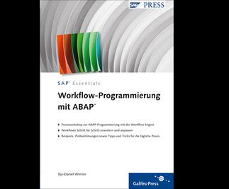 Cover von Workflow-Programmierung mit ABAP