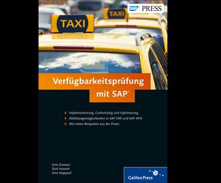 Cover von Verfügbarkeitsprüfung mit SAP