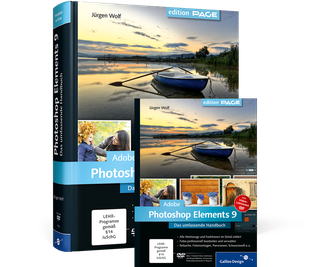 Cover von Adobe Photoshop Elements 9