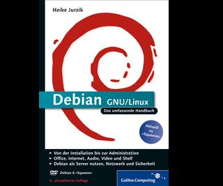 Cover von Debian GNU/Linux
