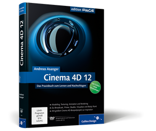 Cover von Cinema 4D 12