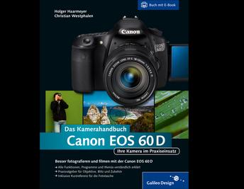 Cover von Canon EOS 60D. Das Kamerahandbuch
