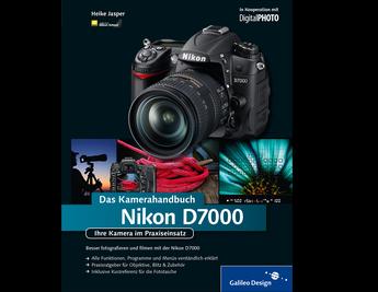 Cover von Nikon D7000. Das Kamerahandbuch