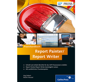Cover von Praxishandbuch Report Painter/Report Writer