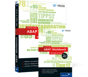 Cover von ABAP Workbench − 100 Tipps & Tricks