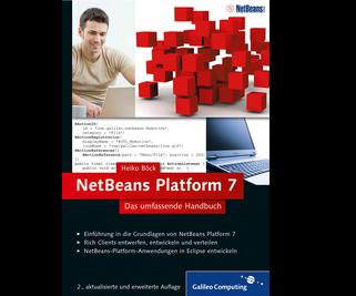 Cover von NetBeans Platform 7