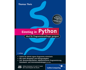 Cover von Einstieg in Python