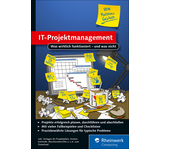 Cover von IT-Projektmanagement