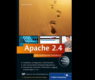 Cover von Apache 2.4
