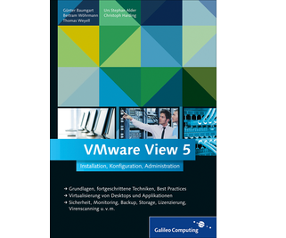 Cover von VMware View 5