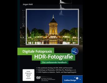Cover von Digitale Fotopraxis HDR-Fotografie
